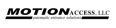 Motion Access Automatic Entrance Solutions - Company Logo